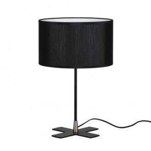 Bulb Attack Doce 1/T black table lamp