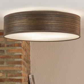 Wooden Ceiling Lamp Bulb Attack OCHO 1/C 400mm