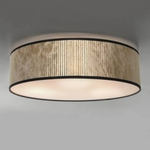 Bulb Attack TRES ceiling lamp gold or silver