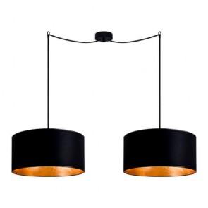 Bulb Attack TRES S2 double pendant lamp white