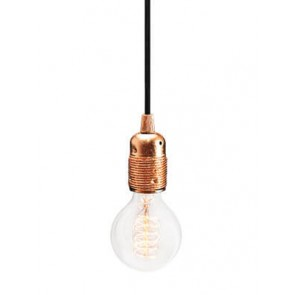 Bulb Attack UNO S3 hanging lamp