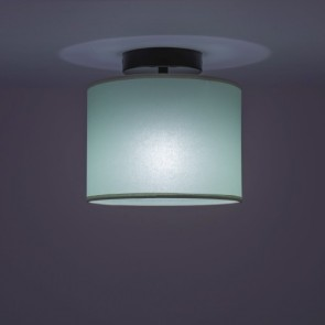 Mini Drum ceiling lamp Sotto Luce TAIKO 1 CP 20cm - 19 colours to choose!