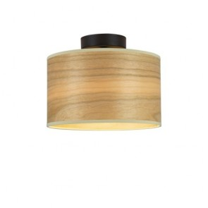 Wooden ceiling lamp Sotto Luce TSURI CP S-XL