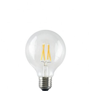 Globe LED Decorative Loft Light Bulb E27 4W A+ Dimmable