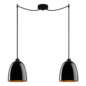 Sotto Luce AWA Elementary 2/S pendant light fitting