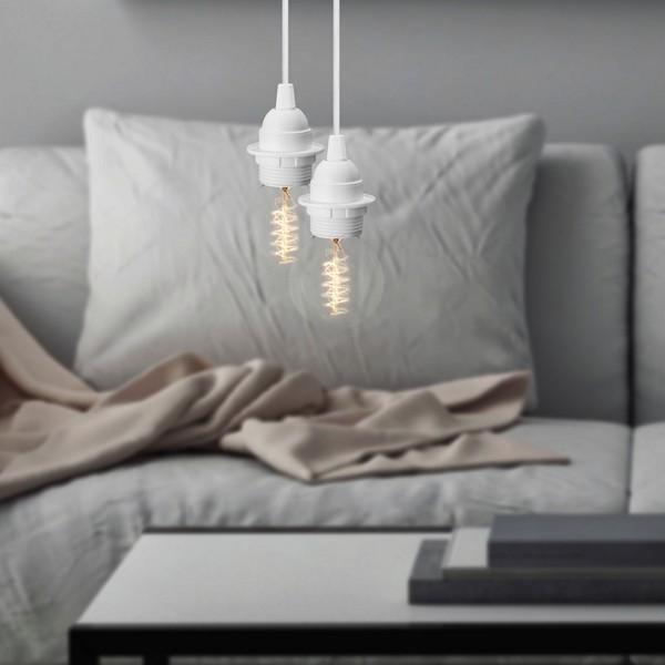 Minimalistic Retro Pendant lamp Bulb Attack UNO Plus S2