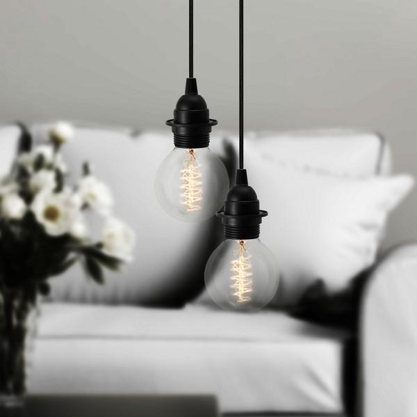 Loft Designer Pendant lamp Bulb Attack Uno Plus 2