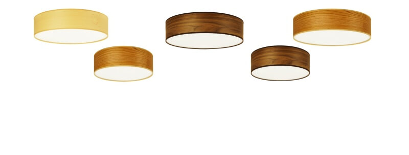 Ceiling light fittings and lamps