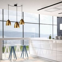 Awa Elementary 3/S pendant lamp from Sotto Luce